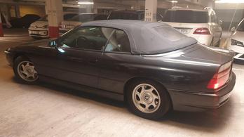 Egyetlen igaz kabrió 8-as BMW készült, és 20 hamis