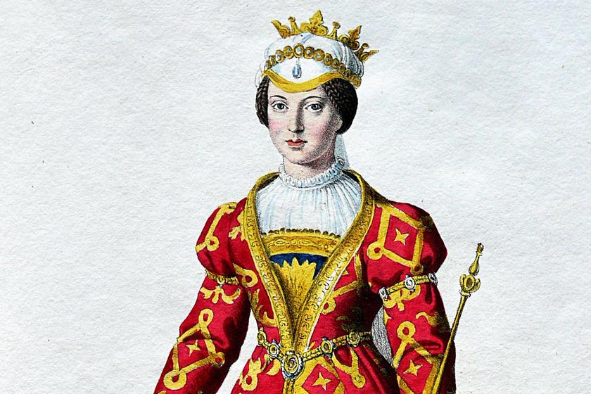 Az első magyar királynőt 11 évesen koronázták meg: apja fiúsíttatta I. Máriát, hogy a trónra kerülhessen