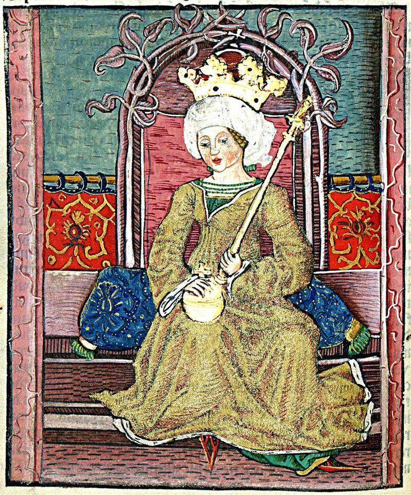 Mary (Chronica Hungarorum)