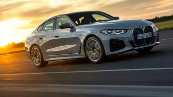 Ismerjék meg a vadiúj BMW ötajtóst, hódfogakkal