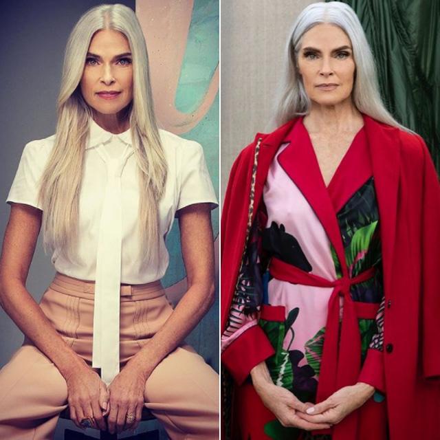 63 éves, nagyon sikeres és egyszerűen gyönyörű: Roxanne Gould modell megmutatja, hogy a szépség tényleg nem kor kérdése