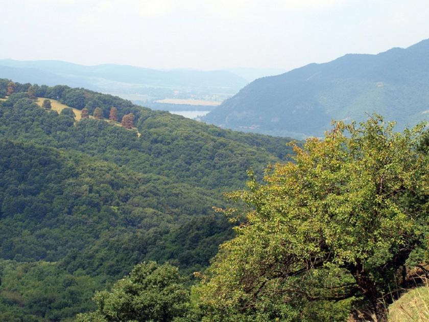 A Spartacus-ösvény a Visegrádi-hegység vadászösvényből kialakított, különlegesen szép és izgalmas útvonala, mely Pilisszentlászlótól Visegrádig vezet. A zöld sáv jelzését követve többször egészen varázslatos panoráma tárul a kirándulók elé a Pilis és a Duna völgye felé.