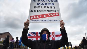 Továbbra sincs megoldás Észak-Írország ügyében