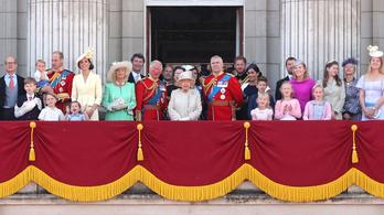 Becenévparádé a királyi családban