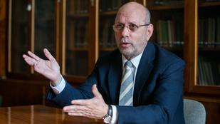 Hack Péter: A jogállam arról szól, hogy ne utcai harcokban dőljenek el a politikai viták
