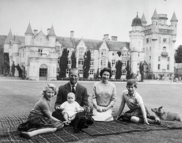 Fülöp herceg egyébként mindig is híres volt példaértékű apai gondoskodásáról és a családja iránti elköteleződésről