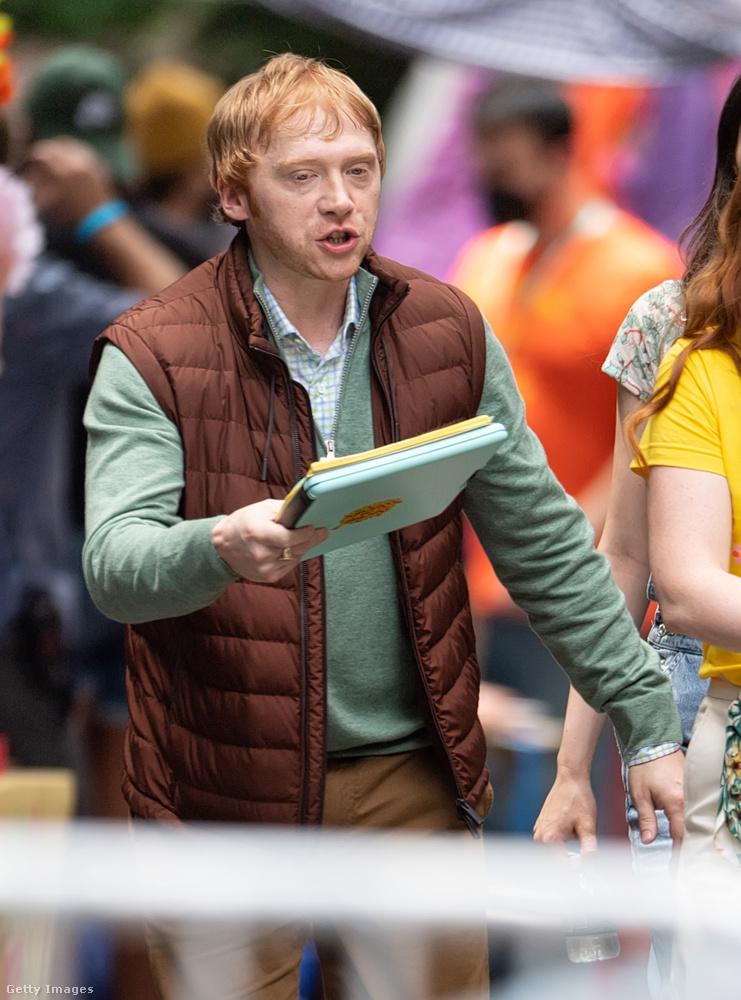 Rupert Grint egy 32 éves, brit színész, elég biztosra vehető, hogy soha életében nem lesz még egy olyan híres szerepe, mint hogy Ron Weasley-t alakította a Harry Potter-filmekben.