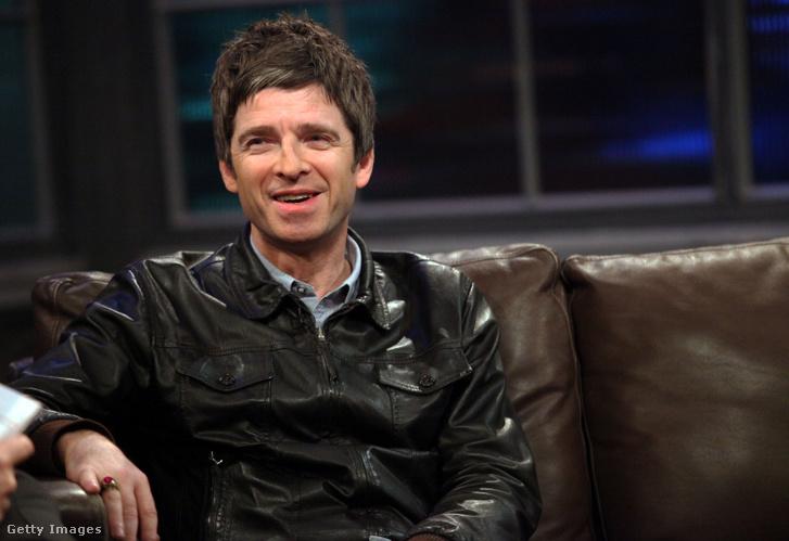 Noel Gallagher 2011. november 14-én