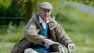 Ma lenne 100 éves Fülöp herceg – II. Erzsébet rózsával, mi fotóösszeállítással emlékezünk rá