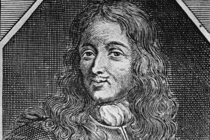 """D'Artagnan portréja """"Emlékiratainak"""" címlapján"""