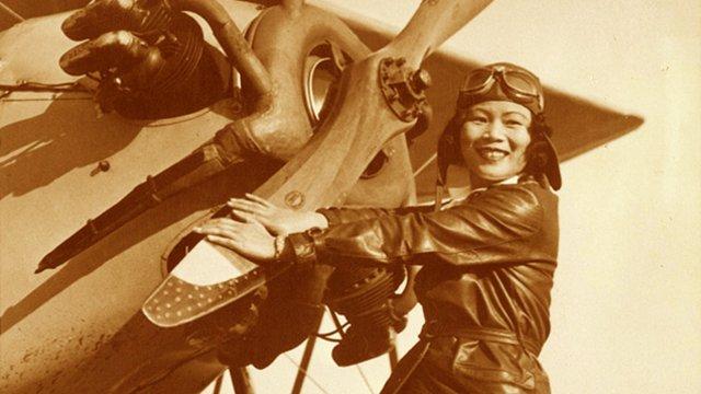A kínai Amelia Earhart