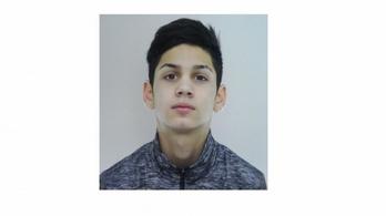 Eltűnt egy 15 éves gyerek, a rendőrök keresik