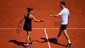 Megtört a közel négy évtizedes brit átok a Roland Garroson