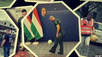 Nem vicc, dekázóversenyt hirdet a NAV az Európa-bajnokság végéig