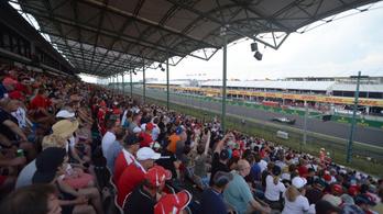 Kivételeznek az F1-es Magyar Nagydíj nézőivel is, a jegyük egyenlő lesz a védettségi igazolvánnyal