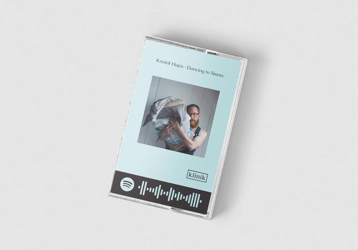Kristof Hajos Dancing to Sirens RSD2021 Cassette