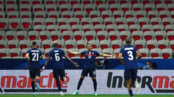 Nincs pótolhatatlan játékos a francia válogatottban