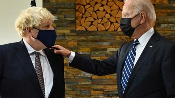 Joe Biden rájött, hogy a nő közös benne és Boris Johnsonban