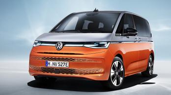 Köszöntsük együtt a vadonatúj Volkswagen Multivant