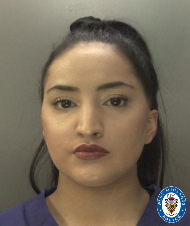 Forrás: West Midlands Police