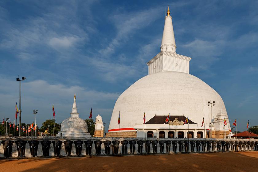 Anuradhapura városa.
