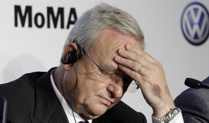 Martin Winterkorn, a VW-csoport korábbi vezérigazgatója