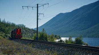 Fegyencekkel építtetik tovább a Gulag-rabokkal megkezdett szibériai vasútvonalat