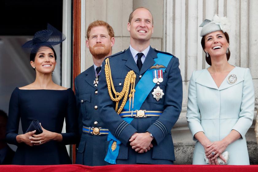 Meghan reméli, hogy Harry herceg tényleg elássa a csatabárdot a családjával.