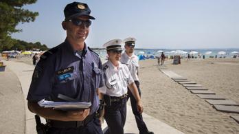 Újra lesz magyar rendőri segítség a horvát tengerparton