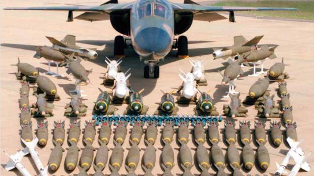 Az F-111 fegyverzete és exportja