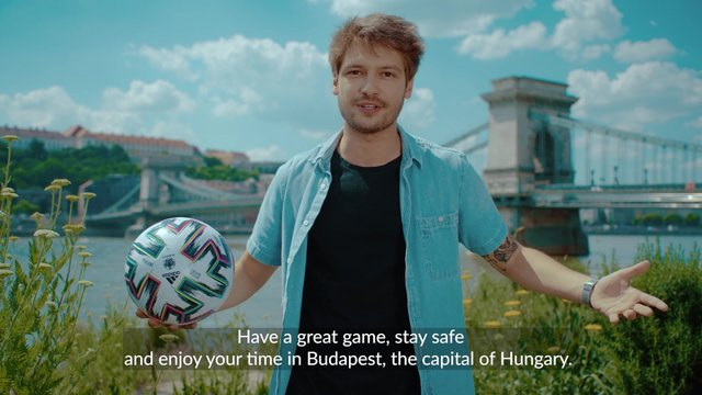 Új Budapest videó focidruk-kereknek