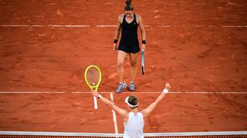 Maratoni csatában bukott el a görög, nem jutott döntőbe a Garroson