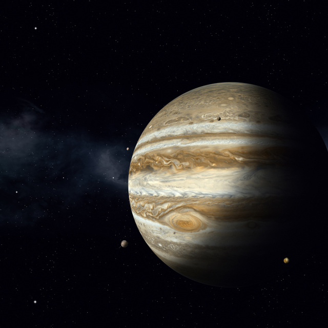 A Naprendszer legnagyobb holdja ilyen közelről: gyönyörű fotó készült róla