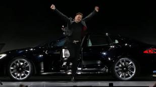A Model S Plaid a leggyorsabb gyári villanyautó a Nürburgringen