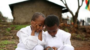 30 ezernél is több gyerek halhat éhen Etiópiában
