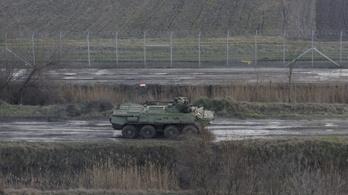 Ne pánikoljon, ha szembe jön néhány tank az úton