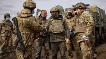 150 millió dolláros segélyt ad Kijevnek Amerika a Putyin–Biden-találkozó előtt