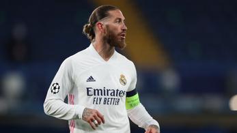 Hihetetlen ajánlatot kaphat Sergio Ramos, és nem a Realtól