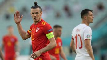 Svájc elszórakozta a győzelmet Wales ellen