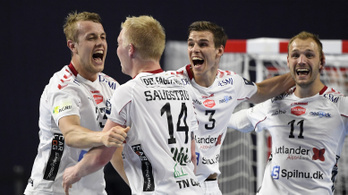 Bomba meglepetés: az Aalborg legyőzte a PSG-t a kézi-BL-ben