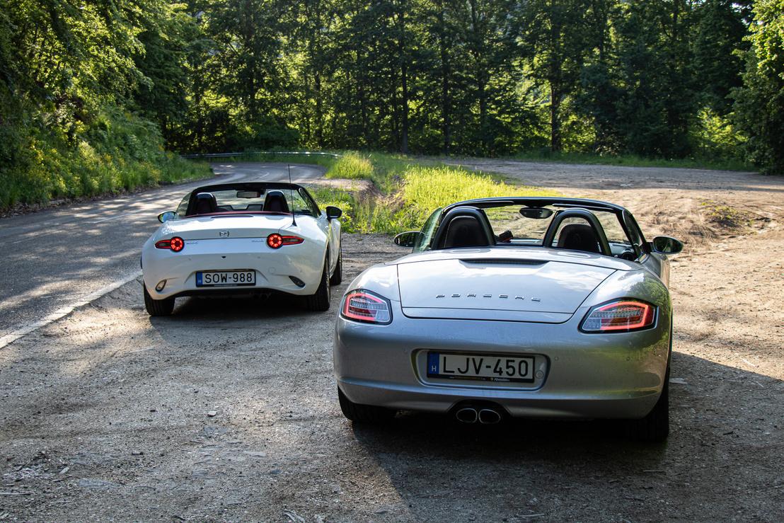 Kétüléses, vászontetős autók, nagyon másképpen