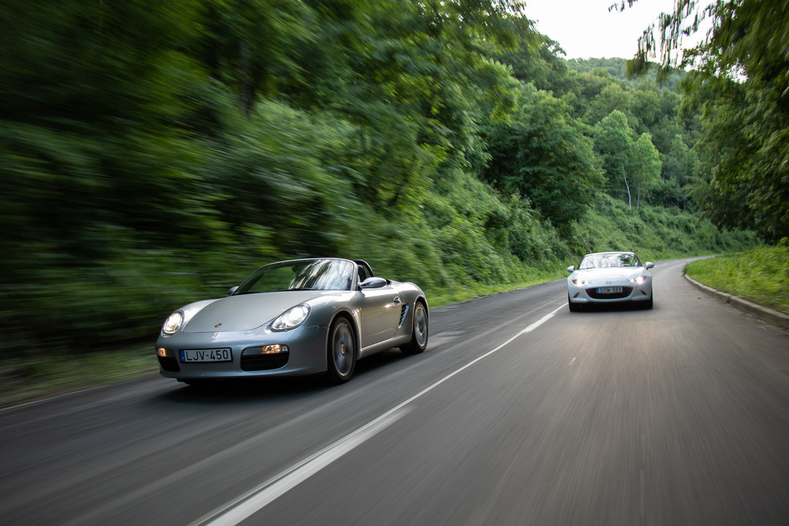 Persze, hogy gyors a Porsche