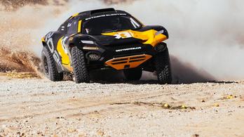 A McLaren beszáll az Extreme E-be is