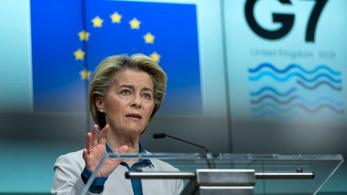 Ursula von der Leyen: Mi feltétel nélkül segítünk, nem úgy, mint Kína