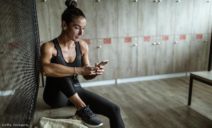 applikációs figyelés edzés