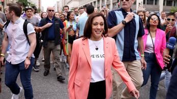 Megvan az első amerikai alelnök, aki részt vett Pride-felvonuláson