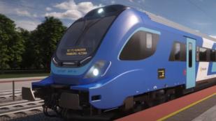 A MÁV-nál az idei nyár újdonsága az új első osztályú IC+ kocsi