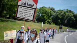 Megtartották a népszavazást, nemet mondanak a svájciak a klímaadóra