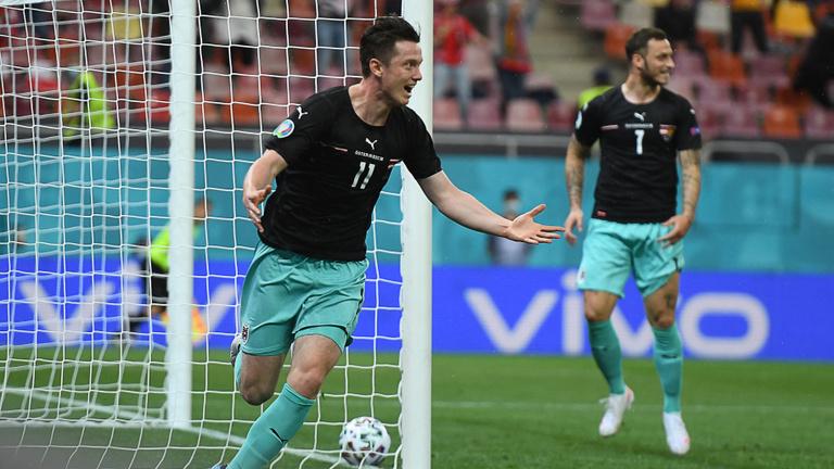 Magabiztos győzelemmel rajtolt Ausztria az Eb-újonc ellen