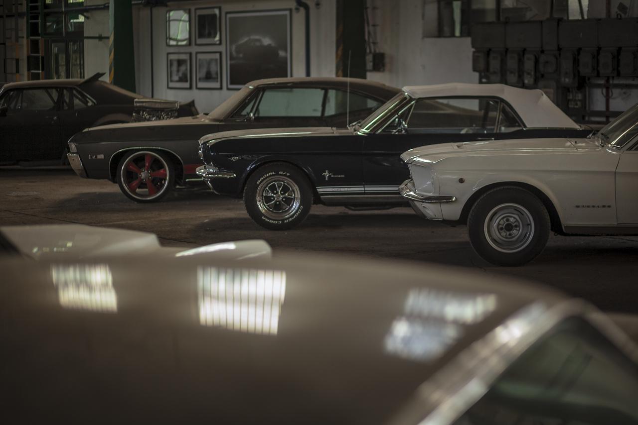 Nova, Impala, Mustang és Mustang